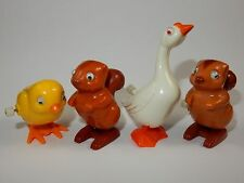 Tomy 1977 Walking Animal Wind-Up Toys