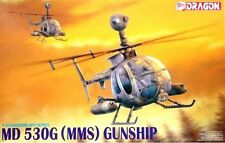 DRAGON 3526 1/35 MD 530G (MMS) Gunship