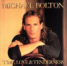 MICHAEL BOLTON - Time, Love & Tenderness (CD 1991) USA Import EXC