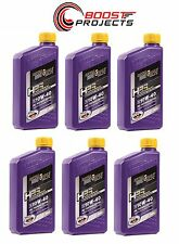 Royal Purple 10W40 HPS Synthetic Racing Engine Motor Oil - 6 Quarts 31140