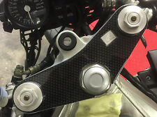 Carbon Fibre Effect Yoke Cover to fit Honda VFR750R - RC30