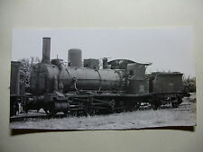 ESP247 - c1950s MZA (RENFE) RAILWAY - STEAM LOCOMOTIVE No040-2039 PHOTO Spain