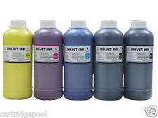 5x500ml pigment refill ink for Canon PGI-9 and PGI-7 PIXMA MX7600 iX7000