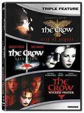 NEW The Crow Collection [DVD] FREE SHIPPING