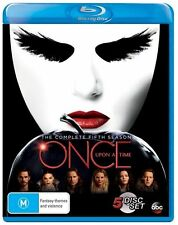 Once Upon a Time: Season 5 - Ralph Hemecker NEW B Region Blu Ray