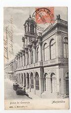 URUGUAY MONTEVIDEO bolsa de comercio