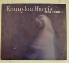 Emmylou Harris Hard Bargain CD UK 2011 Digipack