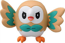 1x Authentic Sealed (EMC-02) Rowlet Takaratomy Pokemon Sun & Moon Mini Figure