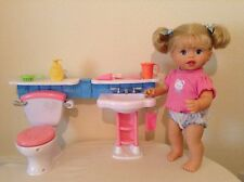Mattel Fisher Price Little Mommy Gotta Go Potty Doll