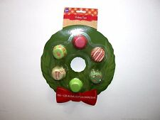 NIP NEW Christmas Wilton Baking Cups Paper Mini 150 1.25 in Red Green