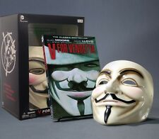 V For Vendetta Book and Mask Set (Paperback), 9781401238582, Lloyd, David, Moor.