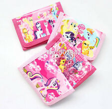 HORSE & WESTERN GIFTS CHILDRENS  KIDS  GIRLS MY LITTLE PONY WALLET PURSE  PINK