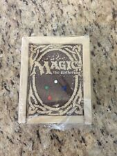 Very Rare Resin Deck Box 1995 Wizards of the Coast Magic The Gathering