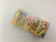 New Despicable Me Minions Style 3.5 mm In-ear Headphones Earphones NN*
