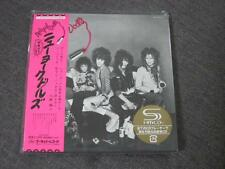 NEW YORK DOLLS JAPAN MINI LP SHM CD 24BIT Johnny Thunders David Johansen SEALED