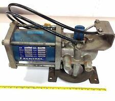 JAMESBURY KENTROL 150PSI PNEUMATIC PISTON ACTUATOR ST-2008 103946