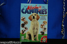 Kissing Canines Screen Savers New Win / Mac CD Rom FREE NEXT DAY SHIP