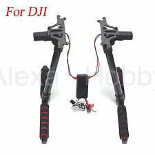 New Electric Retractable Quick Install Landing Gear Skid Carbon for FPV DJI