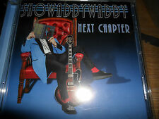 """SHOWADDYWADDY NEW """"NEXT CHAPTER""""BRAND NEW ROCK N ROLL CD"""