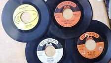 R&B BLUES LOT: BOBBY LEWIS 4 45s Tossin' & Turnin', Cry No More, Are You Ready