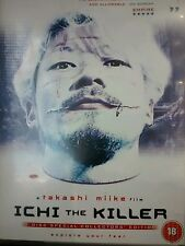 ICHI THE KILLER DVD 2 DISC