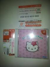 HELLO KITTY LOVELY FRUIT PARK DREAMCAST DC JAPAN JAPANESE VIDEOGAMES SEGA