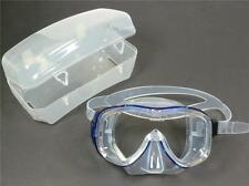 Scuba Diving Mask + FREE Case -NEW