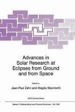 Nato Science Series C Ser.: Advances in Solar Research at Eclipses from...