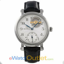 Martin Braun Le Belle Stainless Open Works MB726B