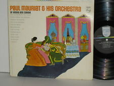 PAUL MAURIAT AND HIS ORCHESTRA Of Vodka And Caviar LP Dark Eyes Evening Bells