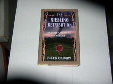The Riesling Retribution by Ellen Crosby (2009) SIGNED 1st/1st