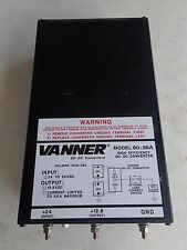 Vanner DC to DC Step Down Power Converter 24v to 12v 50a model 90-50A