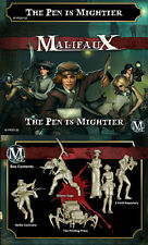 Malifaux Outcasts Guild The Pen is Mightier box set plastic Wyrd miniatures