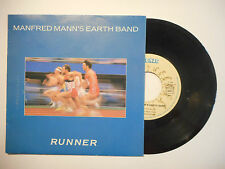 MANFRED MANN'S EARTH BAND : RUNNER / NO TRANSKEI ♦ 45 TOURS PORT GRATUIT ♦