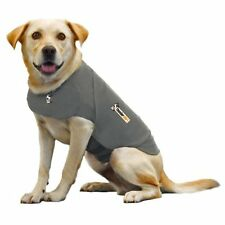 Thundershirt Dog Anxiety Treatment  Heather Grey Size XL Extra Large