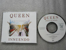 CD-QUEEN-INNUENDO-DAVID BOWIE-BIJOU-UNDER PRESSURE-1991-3TRACK-CD SINGLE-MAXI