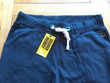 Men's BNWT Dk Blue DRUNKNMUNKY button thru flap pocket l pants, XL,