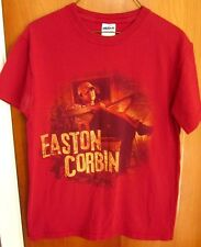 EASTON CORBIN country music T shirt 2010 small tee Little More Than That