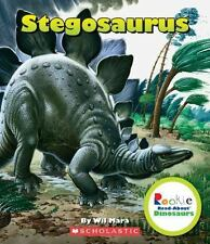 Stegosaurus (Rookie Read-About Dinosaurs)-ExLibrary