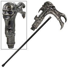 Galaxy Cyborg Alien Walking Cane Stick
