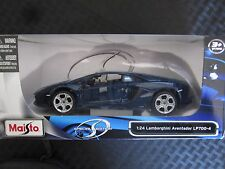 Maisto Lamborghini Aventador Special Edition Diecast Car 1:24 Scale - New in Box