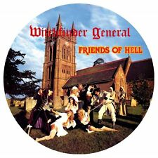WITCHFINDER GENERAL - Friends of Hell (NEW*LIM.500 PICTURE LP*NWOBHM CLASSIC)