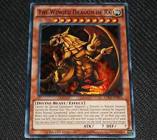 The Winged Dragon of Ra LDK2-ENS03 Ultra Rare Yugioh Card NEAR MINT