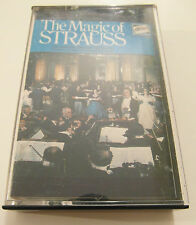 The Magic Of Strauss - Volume One - Album Cassette Tape, Used Very good