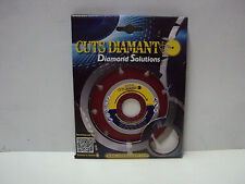 Disco diamantato CD 105 sinterizzato a settori diam.230