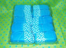 100 DISPOSABLE SHOE COVERS NON-SKID/ MEDICAL/ LARGE (UNI) TO SIZE 10 VALUE PRICE