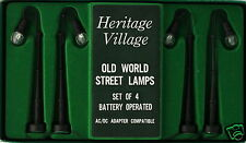 Department 56 Old World Street Lamps 1989 #55034  General Village Collectible