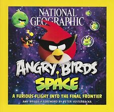 National Geographic Angry Birds Space BRAND NEW BOOK (Paperback 2012)