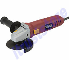 HEAVY DUTY ELECTRIC POWER ANGLE GRINDER METAL GRINDING CUTTING SIDE WHEEL CUTTER