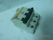 Merlin Gerin C60HC C10 Circuit Breaker 30pole 415V 10A 25672 New